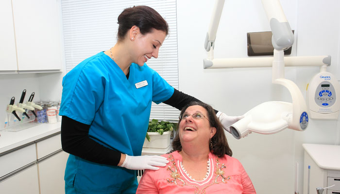 Whether you need a tooth extraction or any other procedure our staff